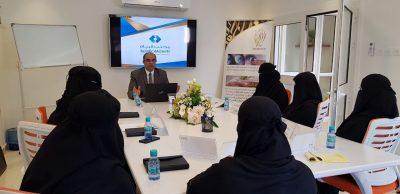 عقد إجتماع الخطة الاستراتيجية لمؤسسة الملوان الوقفية