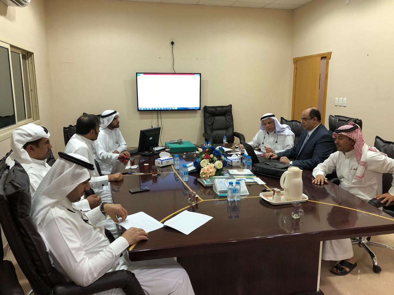 مكتب البيان للاستشارات الادارية بالرياض يتولي مشروع إعداد الخطة الإستراتيجية لجمعية المواساة بالاحساء